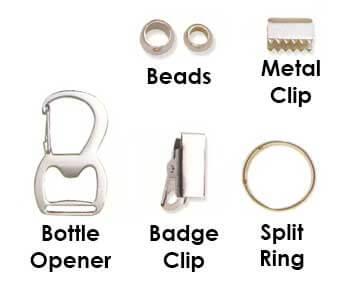 bottle opener lanyard clip