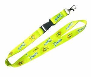 fashion lanyard, lanyard printed