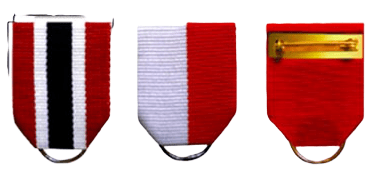 C17-3 custom made medallion ribbon design option.
