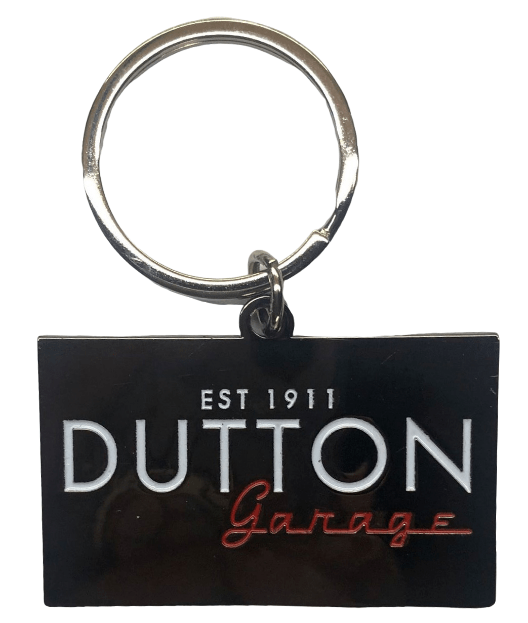 This is a rectangular custom metal keyring for a prestige and classic car retailer. The logo has been engraved into the metail with a printed colour infill. There is also a buffed shine finish on the front and back to form a high gloss effect and close match to the companies original logo.