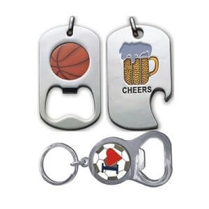djp_botte_opener_keyring with custom design logo or business for wholesale