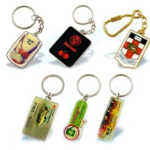 printing on metal keyring for promotion, logo and events bulk