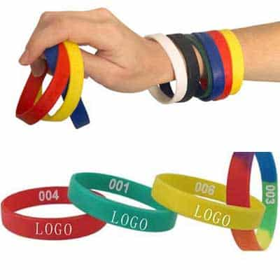 silicone-wristband-bulk-wholesale-logo-design for events