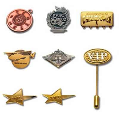 custom made label pins wholesale