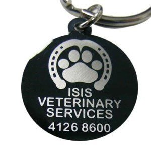 stainless_metal_keyring for promotion, logo and events bulk