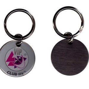 tag key chain for wholesale branded for promotion, logo and events bulk