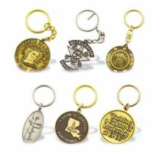Custom Metal Keyrings | Metal Key chains | Promotional Metal