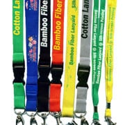 eco friendly lanyards wholesale bulk
