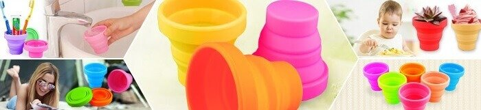 silicone_folding_cups_applications
